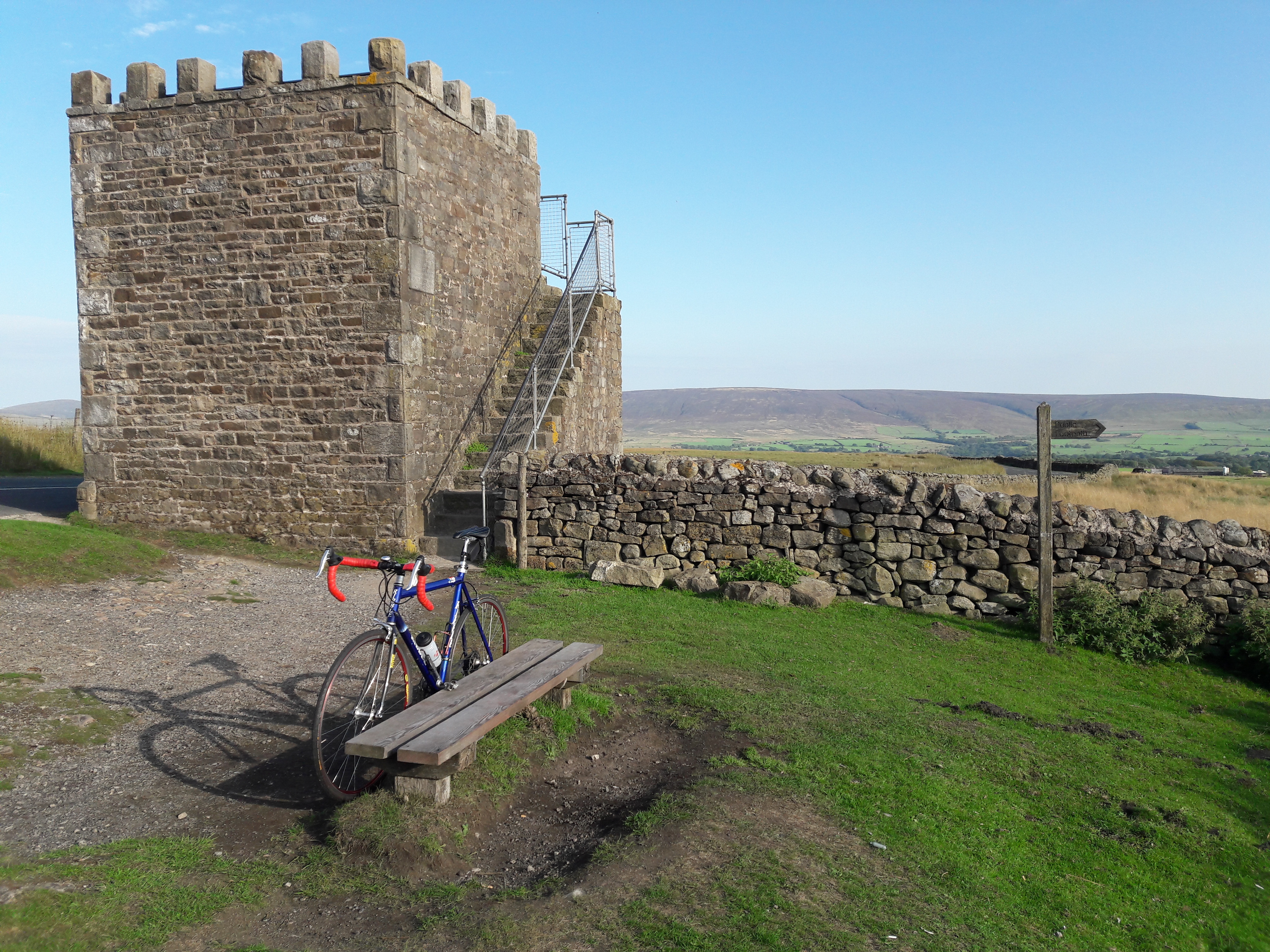 jubilee tower - Forest of Bowland